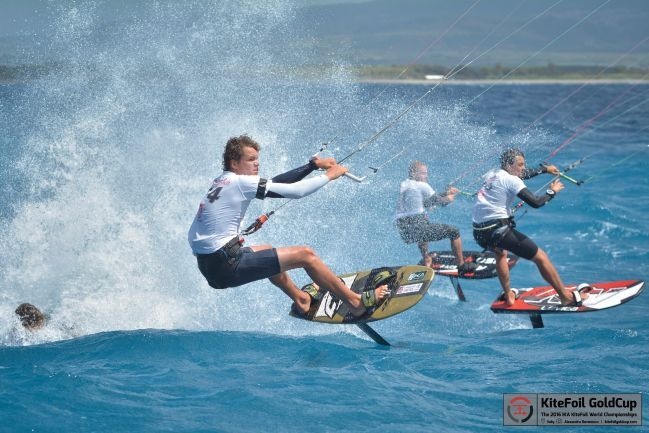New governance model for kiteboarding expression disciplines agreed between IKA, World Sailing and GKA
