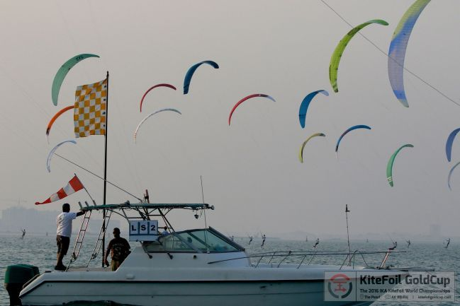 Pingtan Kiteboarding Grand Slam starts with a big bang