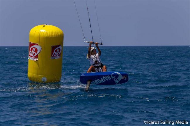 World Kite League – El Gouna – Day Two
